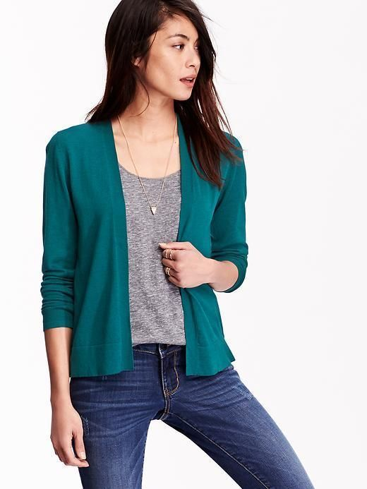 Old Navy Lightweight Open Front Cardigan