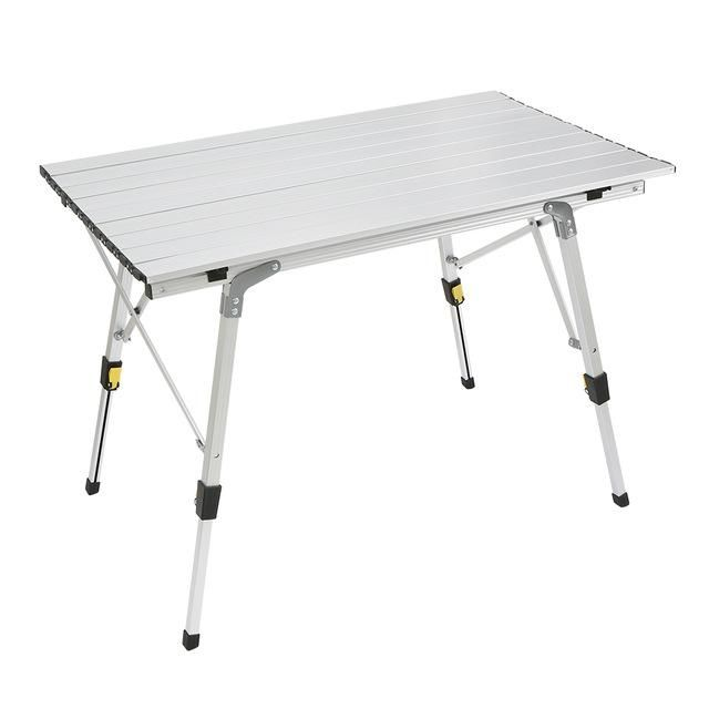 Folding Table Ultra-light Aluminium Alloy Foldable Desk For Picnic