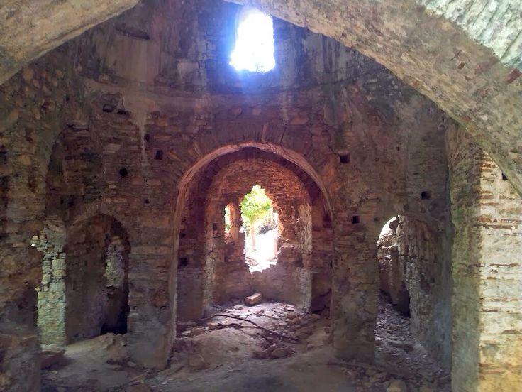 Kursunlu Monastery, Davutlar, Turkey