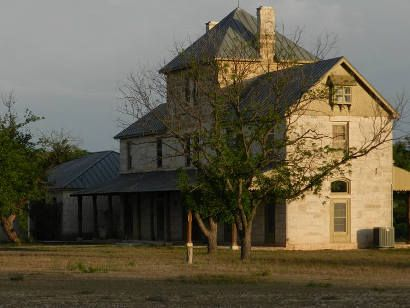 17 best images about texas german settler style homes on for Texas hill country stone homes