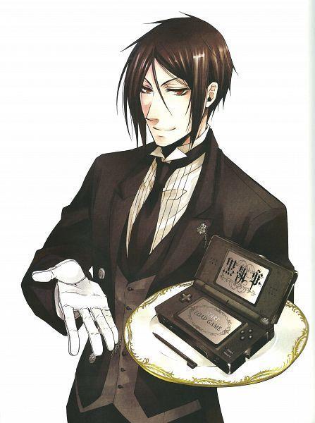 Tags: Anime, Kuroshitsuji, Sebastian Michaelis, Game Console, Yana Toboso, Butler, Video Games #bb-8 #spherobb8 #bb8 #starwars #friki
