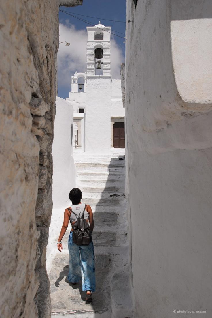 Discovering Amorgos