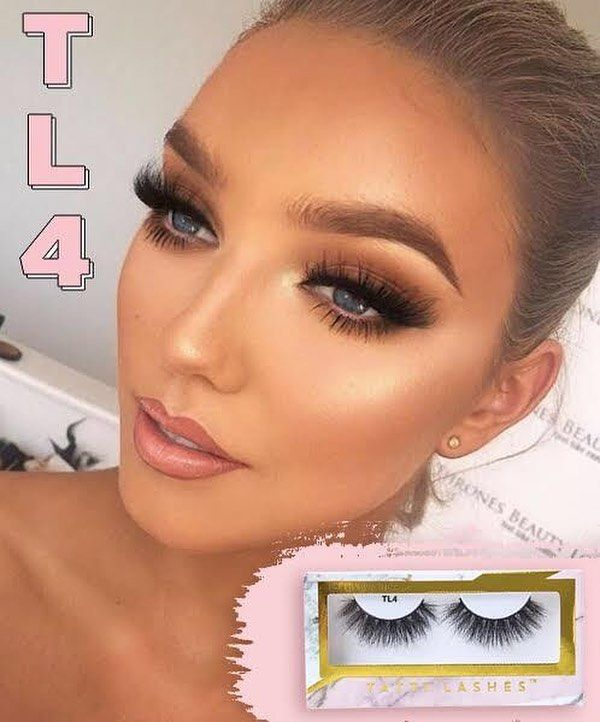 0def868ee67 Tatti Lashes TL4 | Makeup Fix + in 2019 | Lashes, Wispy lashes ...