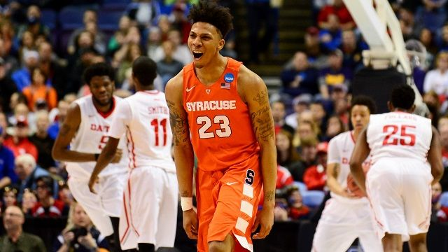 2016 NCAA Tournament Preview: No. 10 Syracuse vs. No. 15 Middle Tennessee - RantSports - http://www.rantsports.com/ncaa-basketball/2016/03/19/2016-ncaa-tournament-preview-no-10-syracuse-vs-no-15-middle-tennessee/