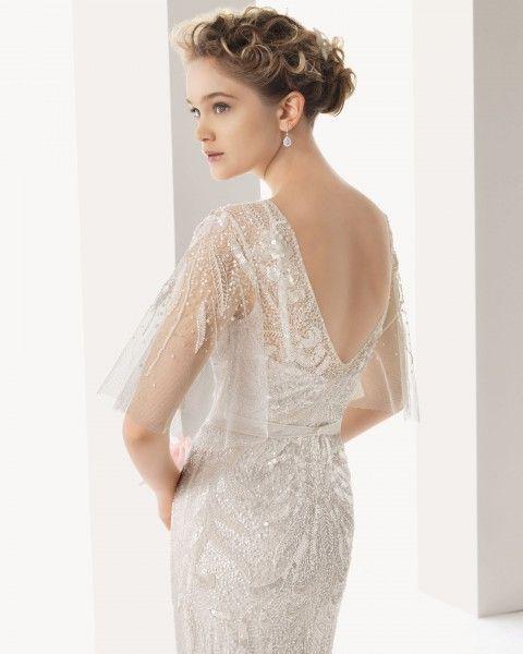 75 o más mejores imágenes de Rocío en vestidos de novia en Pinterest ...
