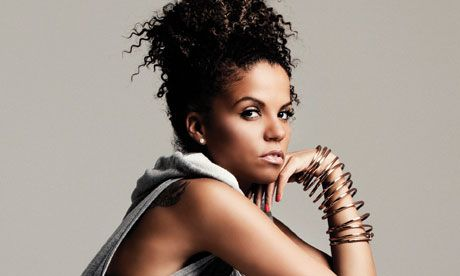 Ms-Dynamite for Beat Magazine interview