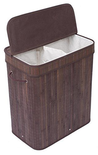 BirdRock Home Double Laundry Hamper with Lid and Cloth Li... https://www.amazon.com/dp/B01IDKUGYS/ref=cm_sw_r_pi_dp_x_84TAybCJC6T7Z