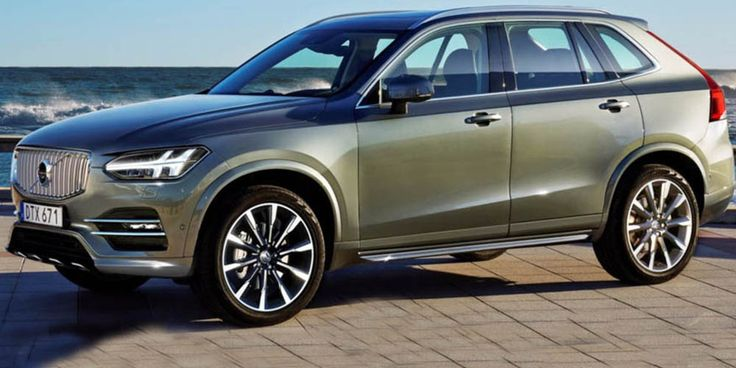 2018 Volvo XC60 is the next gen mid-size SUV - https://carsintrend.com/2018-volvo-xc60/