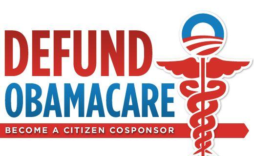Defund Obamacare - Ted Cruz's countdown clock  http://www.tedcruz.org/