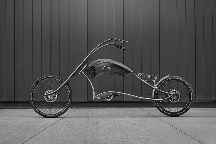 Introducing, the e-Chopper! - The first in bicycle maker Ono's collection of outrageously stylish e-bikes is the wild-looking Archont. The design is a three meter long easy rider, conceived with the sole purpose of providing an exhilarating experience and unparalleled riding pleasure! Designer: ONO Bikes | Yanko Design