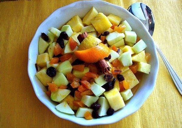 Fall Fruit Salads: Fruit Salad Recipe, Fruit Salads, Pineapple Fruit, Fall Recipe, Another Damn Salad, Fall Salad, Fruit Recipe, Pine Apples Fruit, Fall Fruit