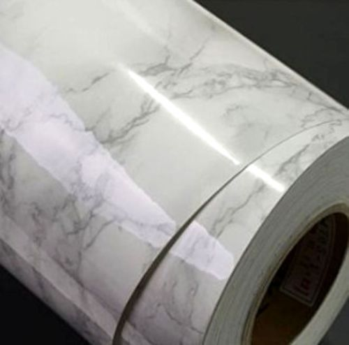 Details About White Marble Contact Paper Self Adhesive