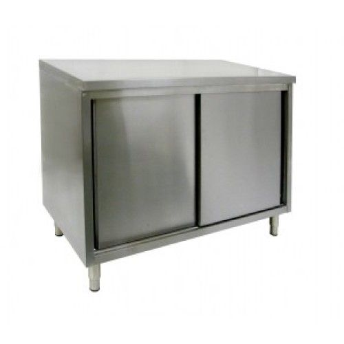 Universal St 316 48 16 X 48 Stainless Steel Storage Dish Cabinet Sliding Doors Steel Storage Cabinets Outdoor Storage Cabinet Stainless Steel Cabinets