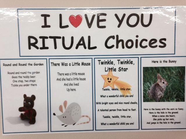I love u rituals