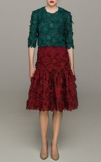 Costarellos Look 2 on Moda Operandi