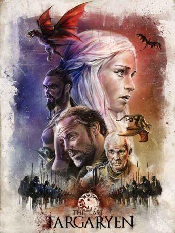 Game of Thrones - The Last Targaryen