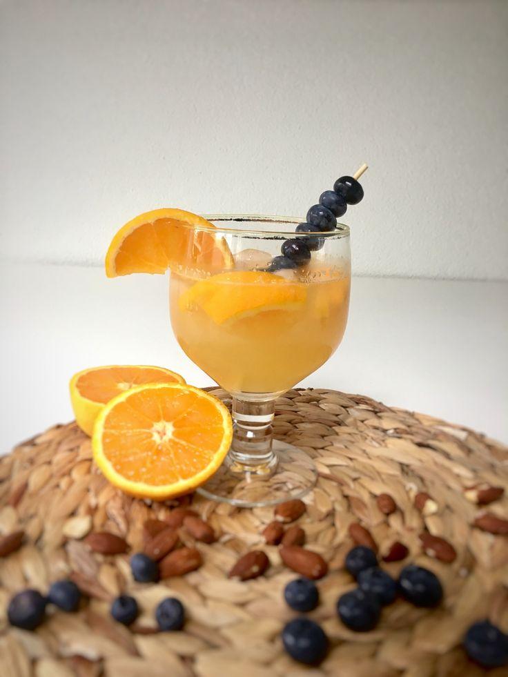 Reeks recepten voor zomerse drankjes.