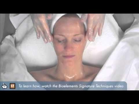 facial massage for acne
