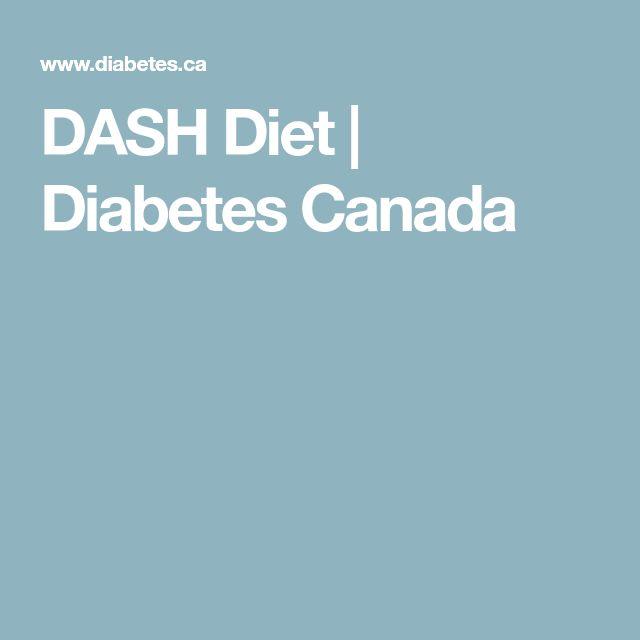 DASH Diet | Diabetes Canada