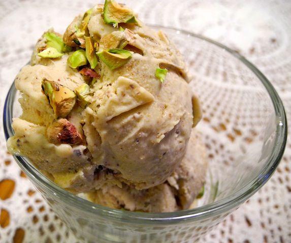 Jenis Roasted Pistachio Ice Cream | La Cucina Grandinetti