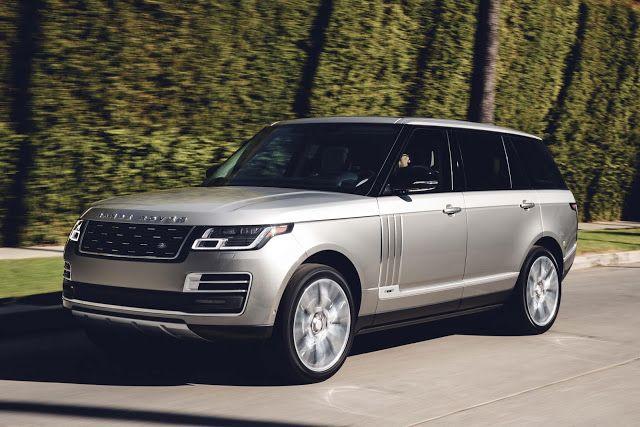 Top 5 Luxury Suvs Range Rover Supercharged Range Rover Sv Range Rover