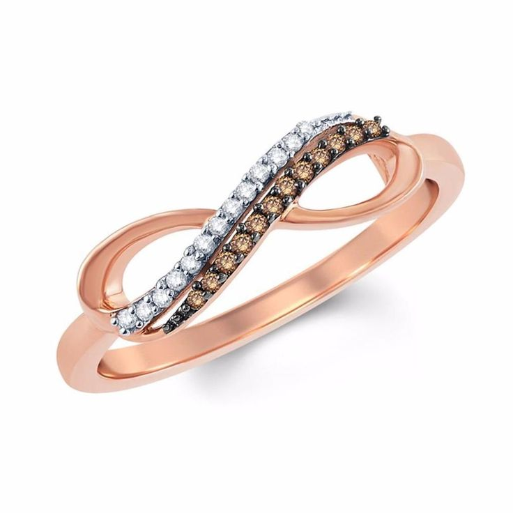 Fine Jewelry Womens Princess Multi Color Stone 10K Gold Stackable Ring DQnMvGe