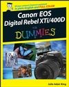 Canon Digital Rebel XTi/400D For Dummies Cheat Sheet
