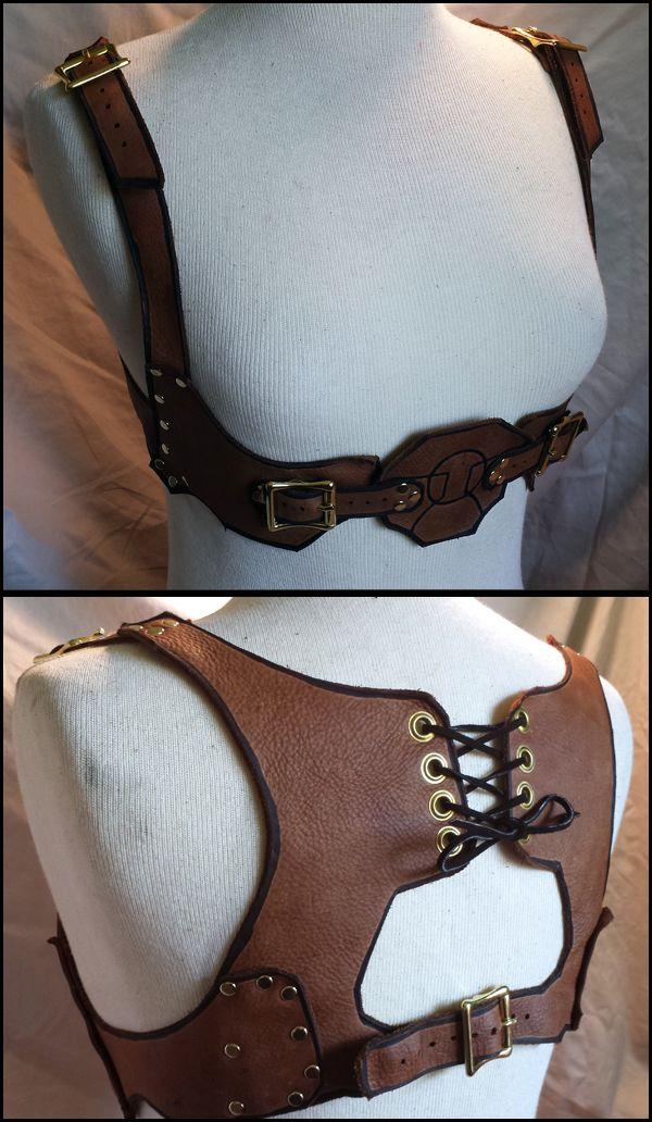 The Adventurer's Harness by TormentedArtifacts.deviantart.com on @deviantART