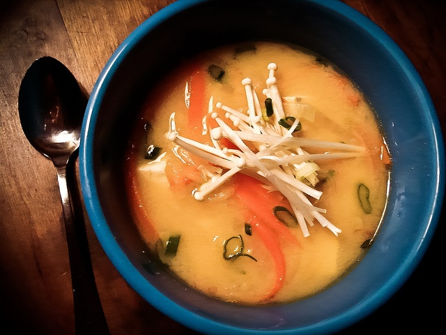 ... Soups, Stews & Chowders on Pinterest | Miso Soup, Bean Soup Recipes