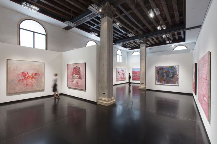 "Tosetto in Venice for the exhibition ""Philip Guston and The Poets"", Collateral Events of the 57th International Art Exhibition – La Biennale di Venezia"
