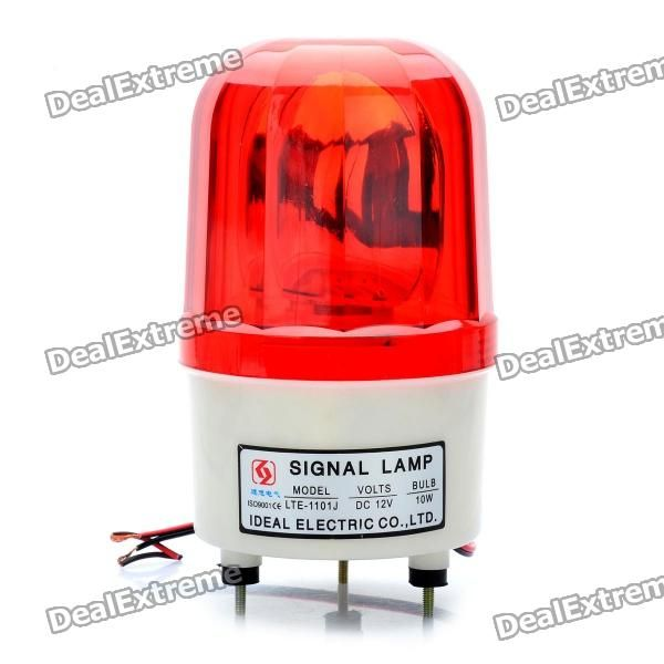 Color: Red + Beige - Material: ABS + Resin - Working Voltage: DC 12V - Sound Pressure Level: 90dB - Life: More than 1000 hours - Comes with mounting accessories http://j.mp/1ljQmGo
