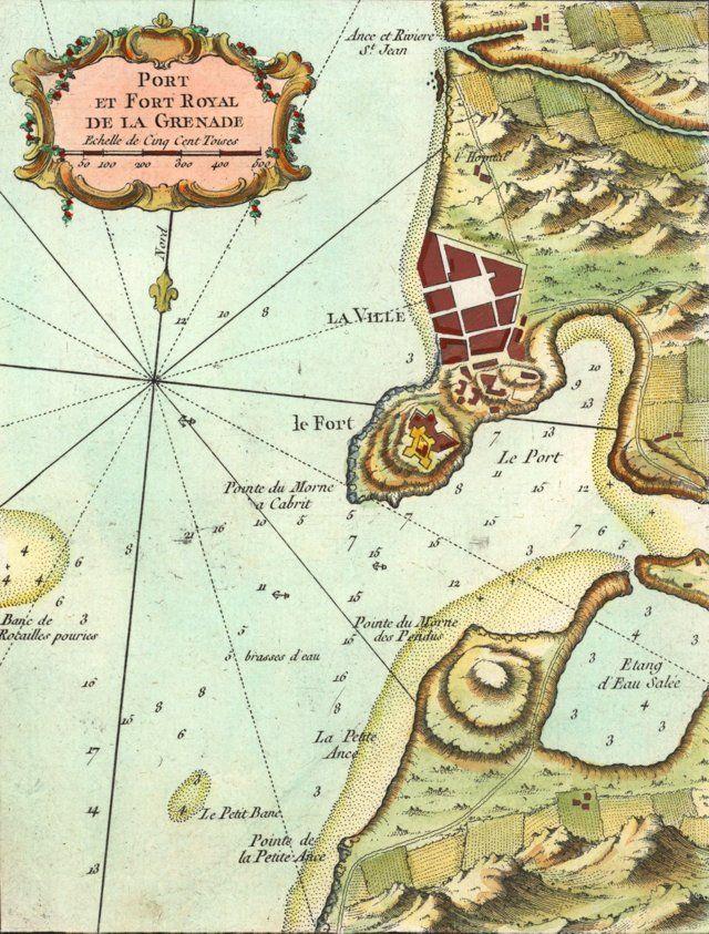 Best Grenada Map Ideas On Pinterest Grenada Caribbean - Grenada atlas map