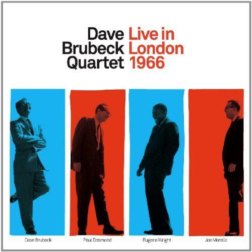 The Dave Brubeck Quartet - Live in London 1966