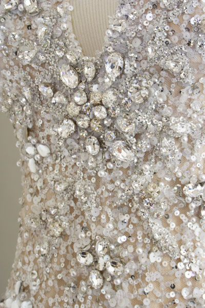 .: Eliesaab, Fashion, Elie Saab, Wedding Dresses, Wedding Gown, Sparkle, Glitter, Bling Bling