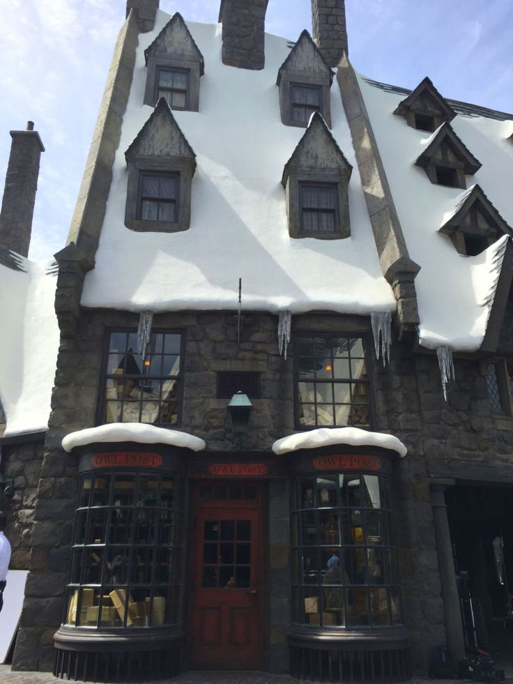 13 Hidden Secrets Inside the New Wizarding World of Harry Potter in Hollywood