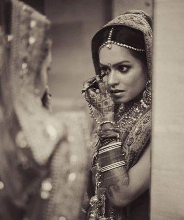 indian wedding photography. bridal photoshoot ideas
