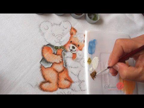 Ursinhos Fofinho em Fraldinha (Aula 69/ Parte 1) - YouTube