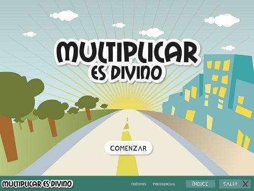 Esta propuesta ofrece ocho juegos para aprender la tabla de multiplicar, así como ejercicios.