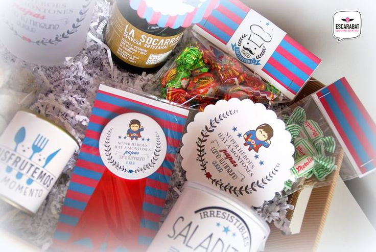 Especial pack personalizado para papi #Escarabat #PackPersonalizado #PackPadre