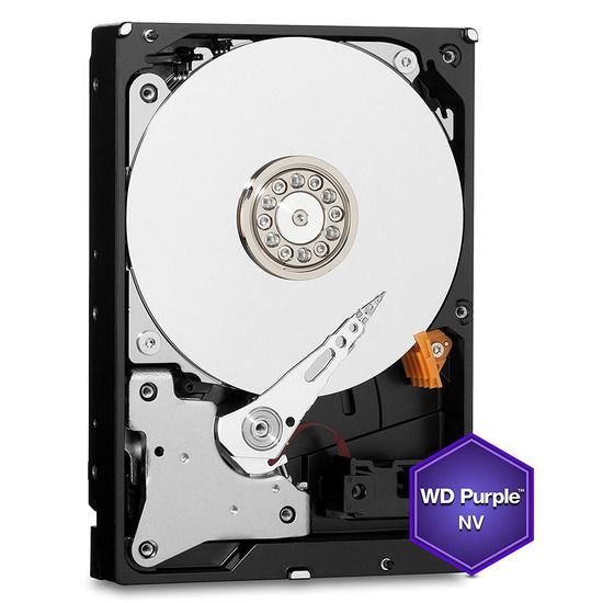 Western Digital WD6NPURX Purple NV 6TB Surveillance Hard Disk Drive