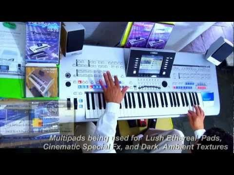 The Da Vinci Code Soundtrack - Hans Zimmer - played on Tyros4 - YouTube