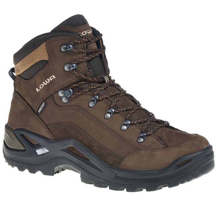 Chaussures de randonnée Decathlon, achat pas cher Chaussures randonnée homme Renegade GTX LOWA prix promo Decathlon 174.95 €
