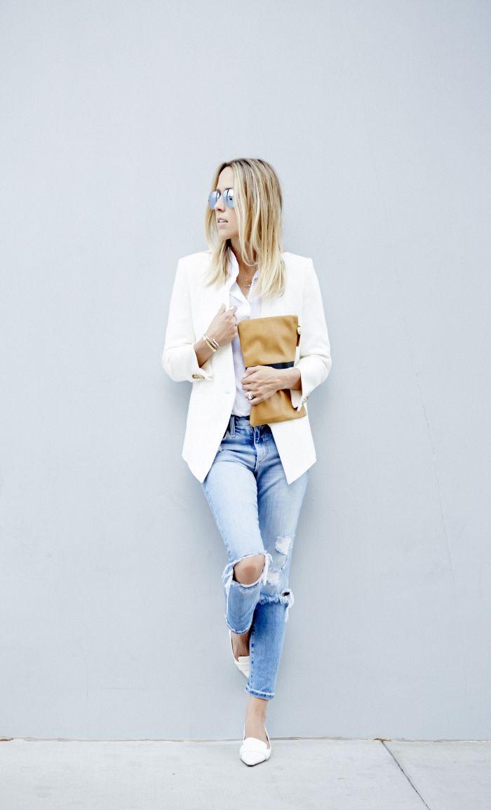white for summer