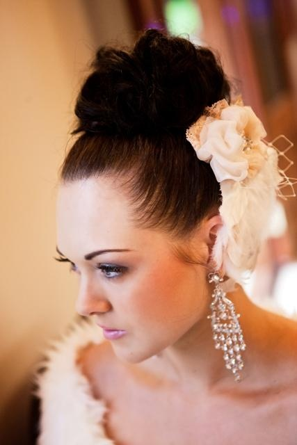 Vintage glamour hair and makeup Sally Townsend Makeup Artistry & Hair | The Bride's Tree - Sunshine Coast Wedding