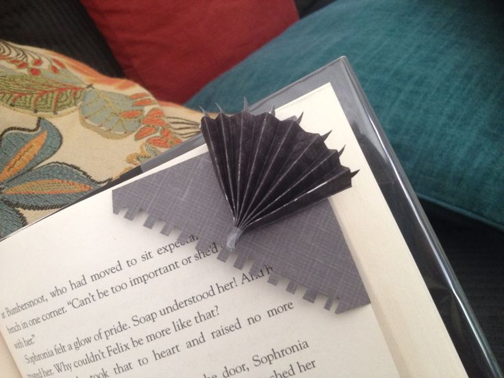Bookmark I made inspired by the Etiquette and Espionage YA series!