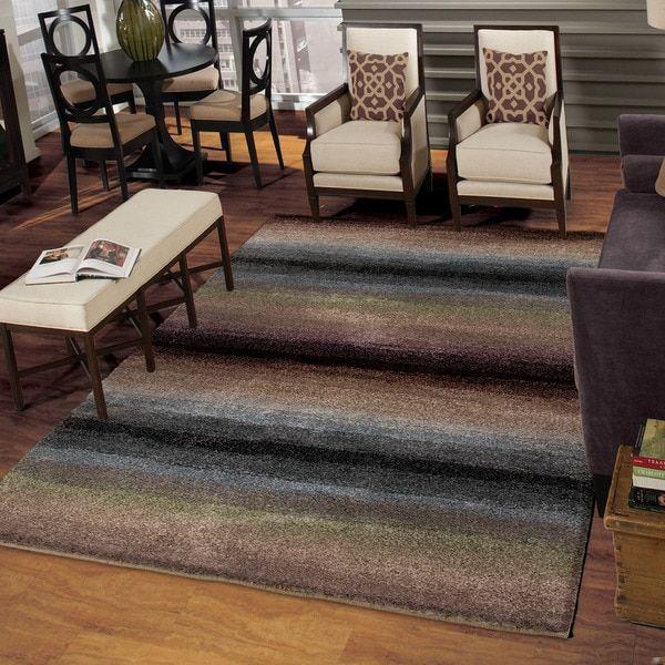 Carolina Weavers Grand Comfort Collection Tie In Multi Area Rug 53 X Living Room RugsDining