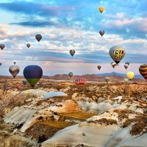 Cappadocia has been selected as one of the most beautiful places for hot-air ballooning in the world. A popular tourist destination with remarkable geological, historical and cultural features, Cappadocia receives almost 2 million visitors every year. We, at Online Balloon Tours, are very proud of our place, culture, tradition and very special landscape and feelprivileged …