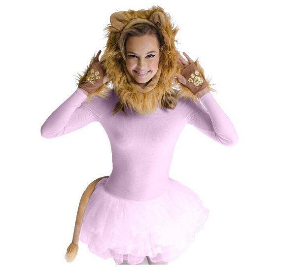 Löwe Kostüm Löwin Kostüm Halloween Kostüm Tutu Kostüm Löwe