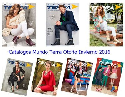 Catalogos Terra 2016 En Linea