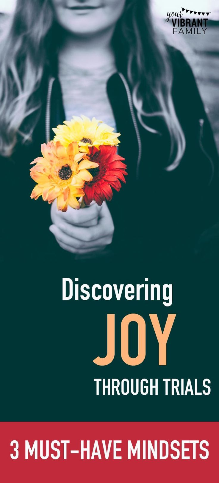 Joy through trials—is it really possible? What are the practical ways we can discover joy, peace and even hope during illness, unemployment, marriage troubles and all of life's biggest challenges? These Christian truths will empower you to find the source of joy in all circumstances.